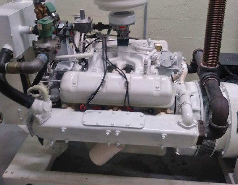 Generator Engines Repairs & Overhaul